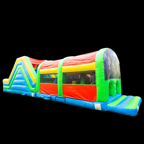 obstacle course bounce house for sale