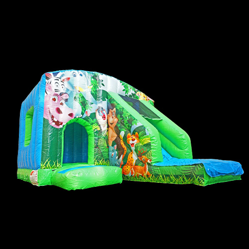 Inflatable Moved Female Animals Bouncer