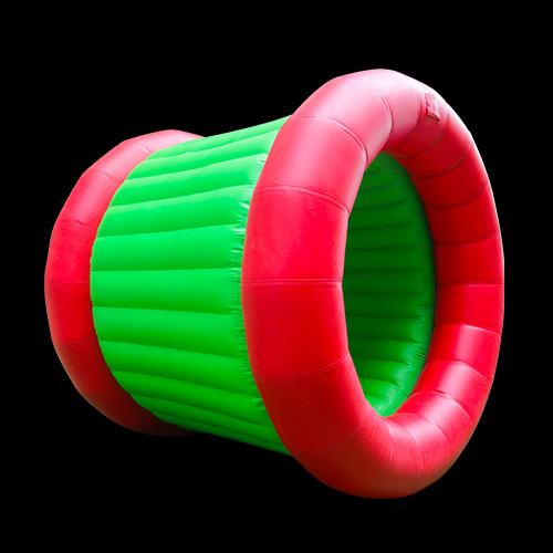 Quality Game Inflatable Roller Wheel