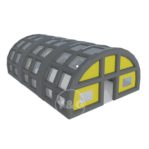 Large inflatable tent01