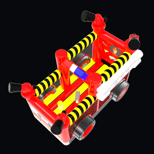 Inflatable Fire TruckYPD-49