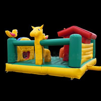 Indoor Bouncy Castle Playground