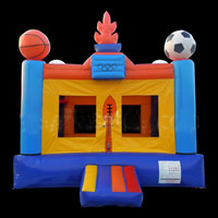 Olympics Bounce House Combo For Sale