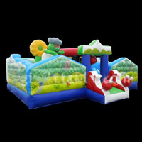 Inflatable Amusement Funland