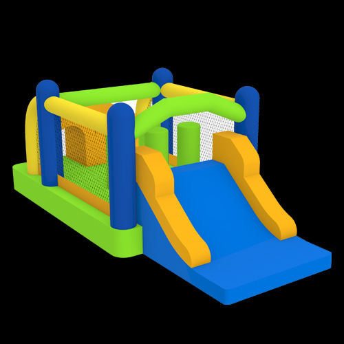 Obstacle-Course-Bouncer
