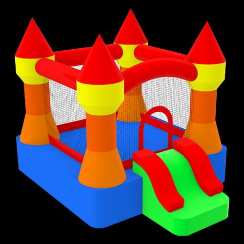 Super-Castle-Bouncer-With-Slide