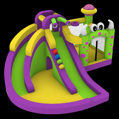 Residential Bounce House054