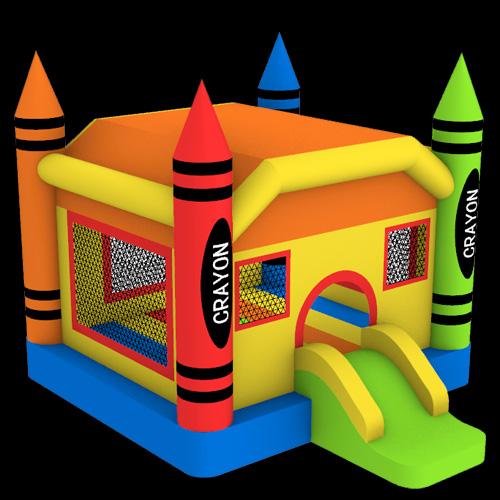 Crayon-Bouncer