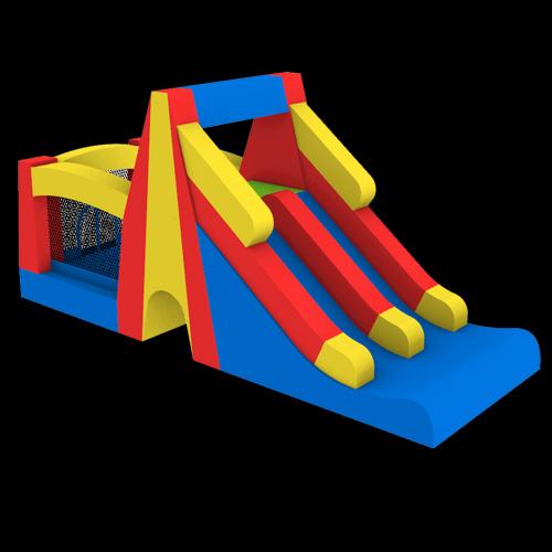 Dual-Lanes-Slide