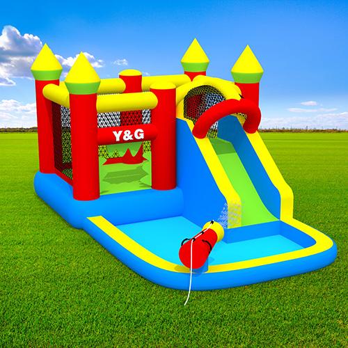 Waterpark kingdom combo Slide pool&loop