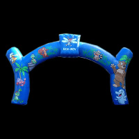 kids crew inflatable archGA042