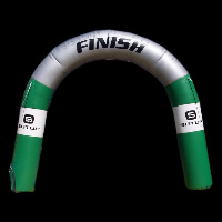 finish inflatable archGA051
