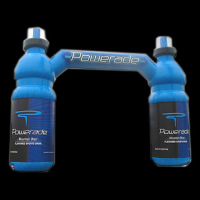 Powerade inflatable arch