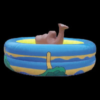 inflatable bounce houseGB019
