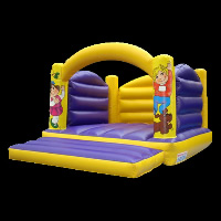 commercial inflatable bounce houseGB036