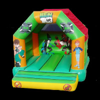 bounce house party placesGB049