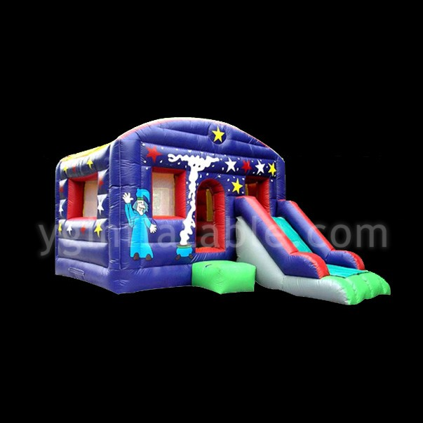 slide bounce houseGB058