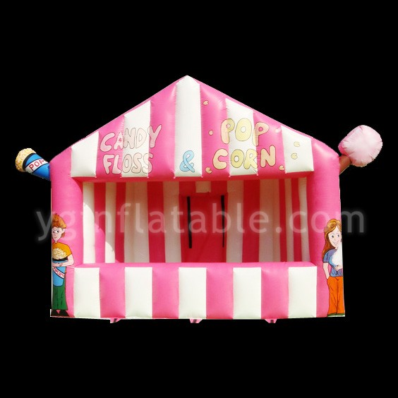 color inflatable tentGN106