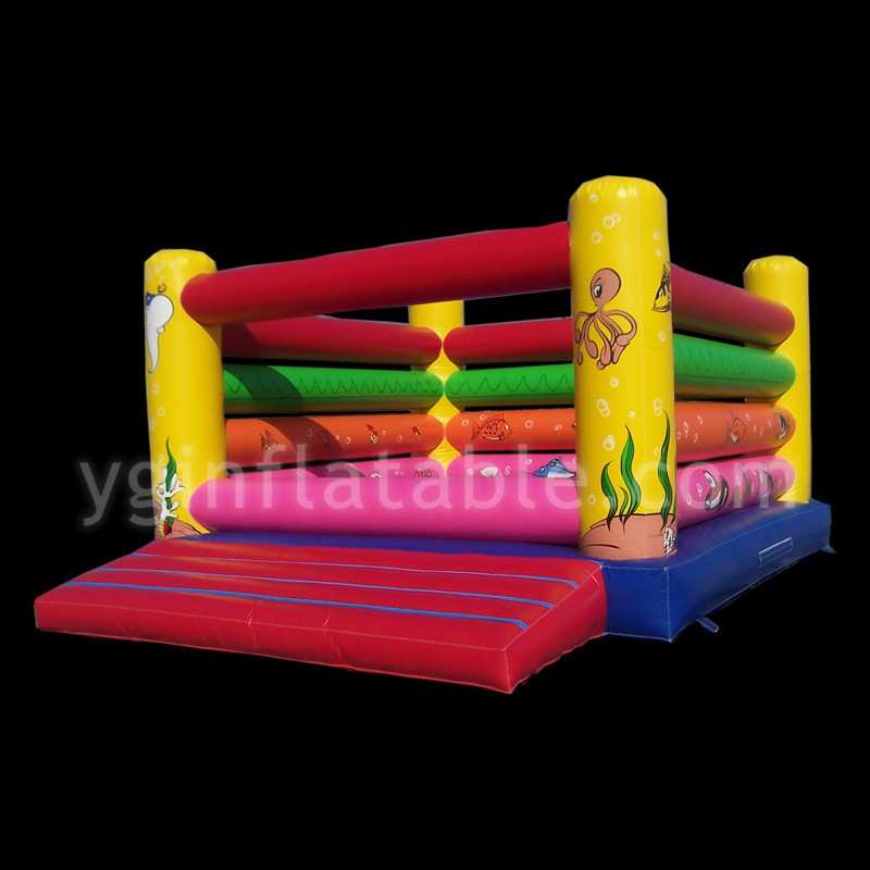 new inflatable bouncerGB115