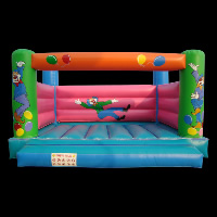 inflatable bouncy castleGB144