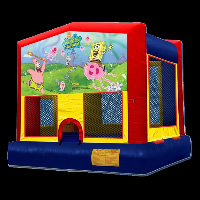 princess bounce houseGB201