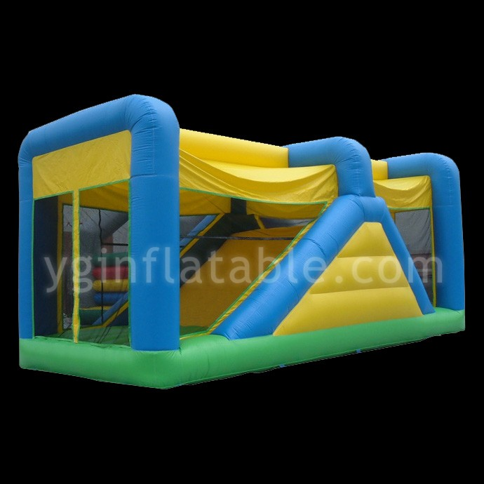 Obstacle Course Bouncy CastleGB268