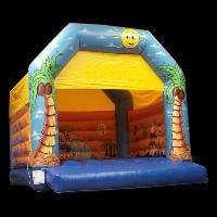 House Of Bounce Basketball