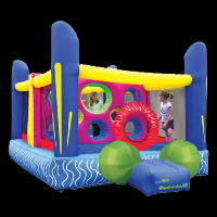 hot sale bouncy houseGB338