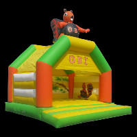 commercial inflatable bouncers for saleGB386