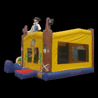 cheap inflatable bouncersGB388
