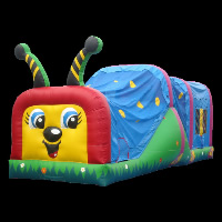 inflatable mascot tunnelsGB407