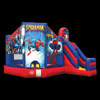 spiderman jumpeing bouncers[GB430]
