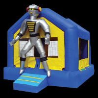 Castle Inflatable Bounce HouseGB464