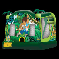 bouncy houseGB466