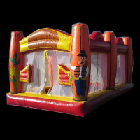 2011 hot sale Inflatable BouncerGB470