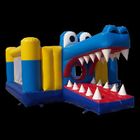 funland inflatable obstaclesGE003