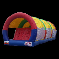 veil inflatable course