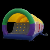veil Blow Up Obstacle Course