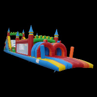 Inflatable Obstacle Course Supplier