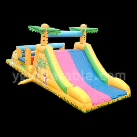 brilliant color inflatable obstaGE043