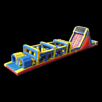 chromatic colour Obstacle Course Jumper