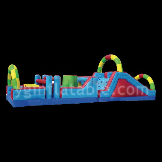 strong inflatable obstaclesGE095