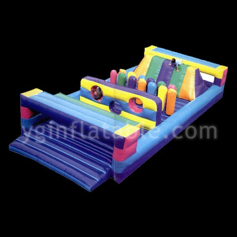 primitive  inflatable obstaclesGE108