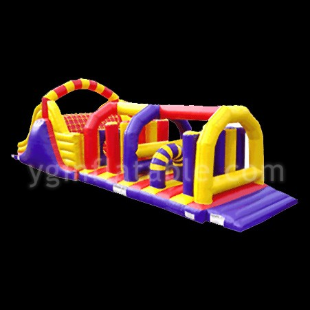 inflatable obstacle course rentalGE124