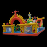 Inflatable Playground For Sale