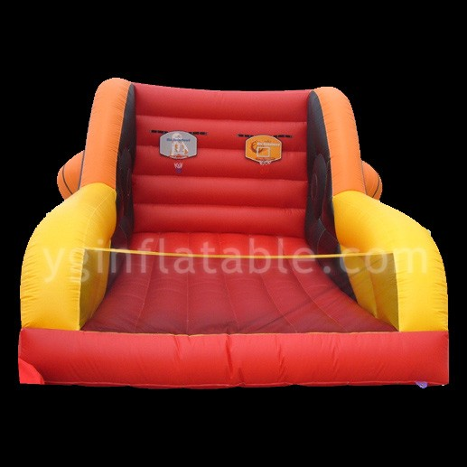 red inflatable slideGH028