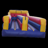 super slide inflatable sport