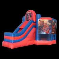 commercial inflatable water slidesGI013