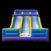 backyard inflatable water slidesGI021