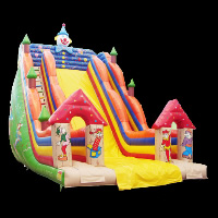 inflatable pool slidesGI023